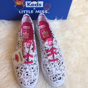 Keds Little Miss Chatterbox platform sneaker